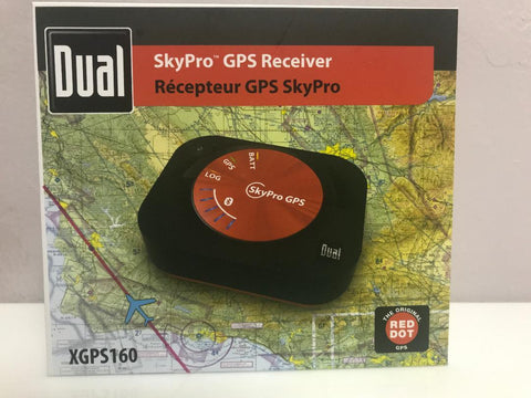 Dual, Skypro GPS Receiver for Mobile Devices w/ GLONASS & Bluetooth, p/n XGPS160