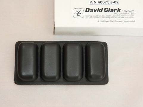 David Clark, Pillow Head Pad, p/n 40075G-02