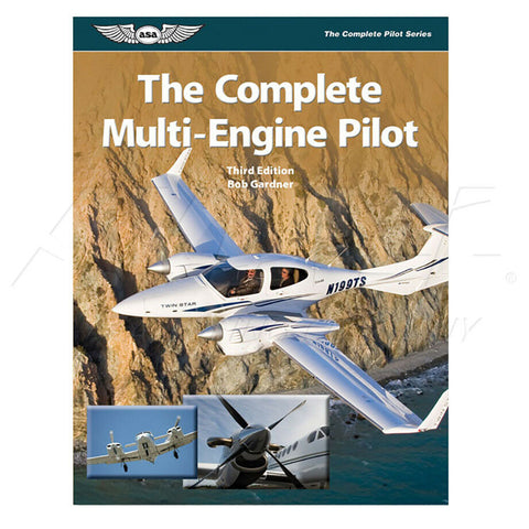 ASA, The Complete Multi Engine Pilot Book, p/n ASA-MPT-3