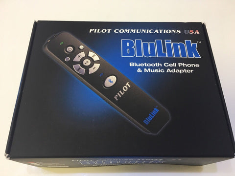 Pilot-USA, BluLink Bluetooth Adapter, for all Headsets