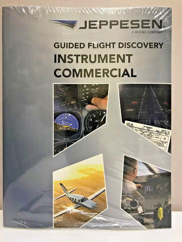 Jeppesen, GFD Instrument Commercial Textbook, 4/16 Rev. p/n 10001784