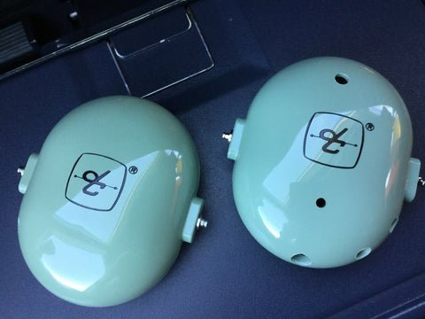David Clark,  2 pc. Replacement Headset Domes for H-3331, H3332, H10-30 & Others