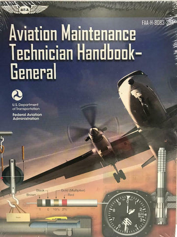 ASA, Aviation Maintenance  Technician (AMT) General Handbook, p/n ASA-8083-30A
