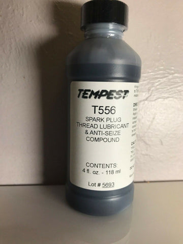 Tempest, Spark Plug Thread Lubricant & Anti Seize Compound, 4 Oz., p/n T556