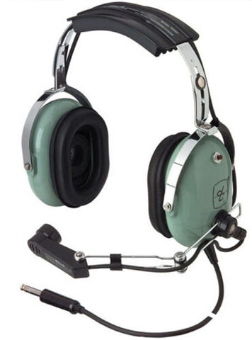 David Clark, Ground Support Headset H3331, p/n 12304G-02