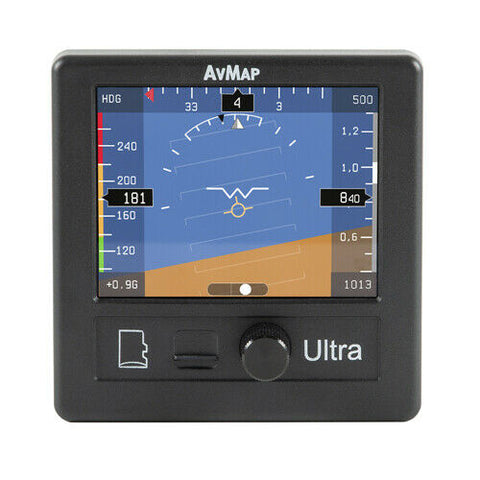 AvMap Ultra EFIS, Electronic Flight Instrument System