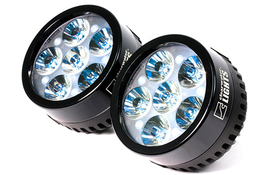 Clearwater Lights Led Motorcycle Lights And Off Road Vehicle