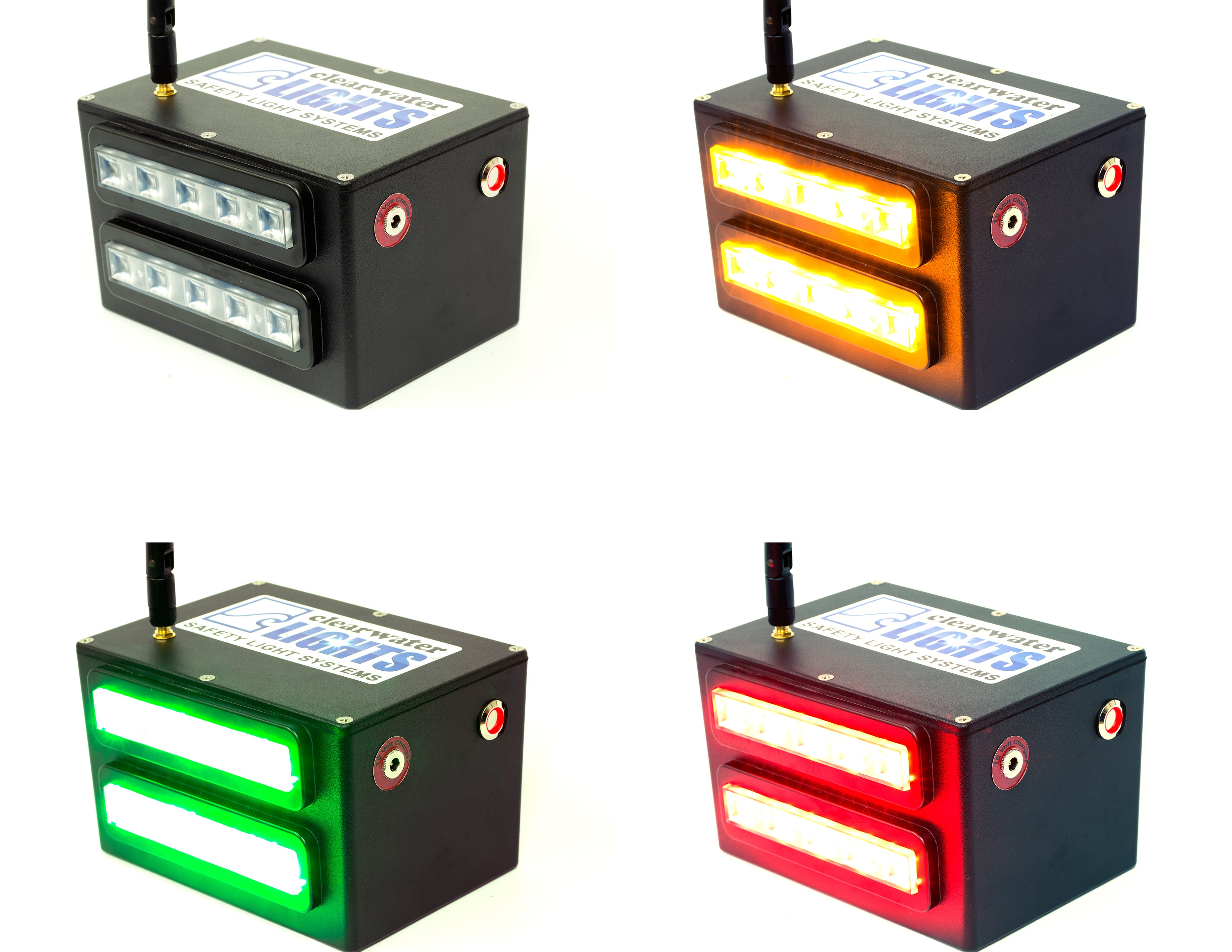 Race track warning system clearwater lights a special oval track system is available that can control from 1 to over 100 lights from a single handheld transmitter our advanced code encrypted system aloadofball Gallery