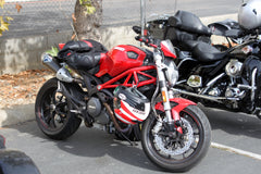 Ducati Monster Darla Fork Mount