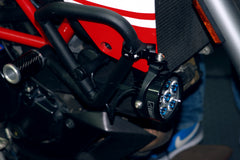 Multistrada Erica Crashbar Mount