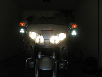 Krista (Honda Goldwing) - Clearwater Lights