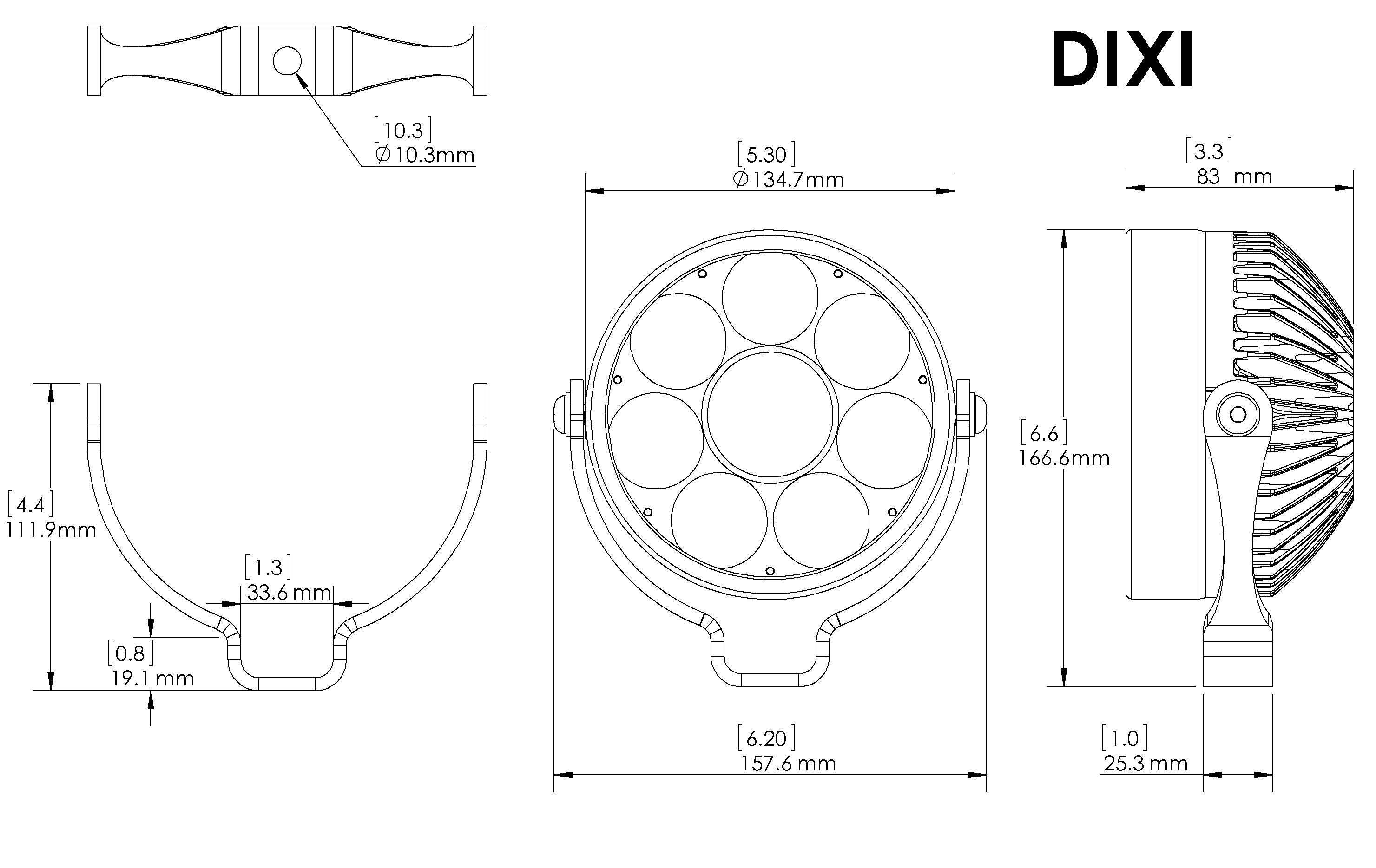 dixi universal led light kit clearwater lights 3-Way Switch Light Wiring  Diagram at Clearwater