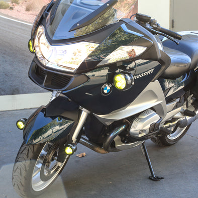 Darla (BMW R1200RT) Motorcycle LED Light