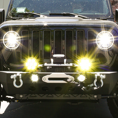 Sevina Universal Off-Road light kit