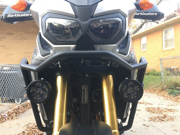 Erica (Africa Twin) - Clearwater Lights