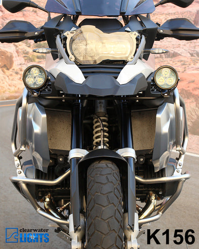 "Krista (BMW R1250GSAW ""water-cooled"") LED Lights"