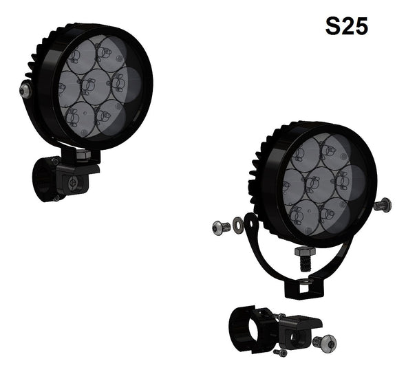 Sevina (R1150GS) - Clearwater Lights