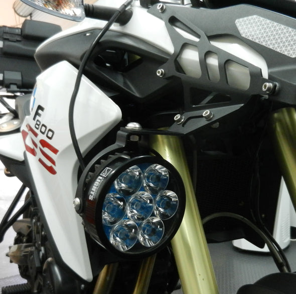 Sevina (F800GS) - Clearwater Lights