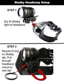 Shelby Headlamp/Bicycle Light - Clearwater Lights