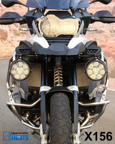 "Dixi (BMW R1250GSAW ""water-cooled"") LED Lights"