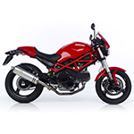 Glenda (Ducati Monster)