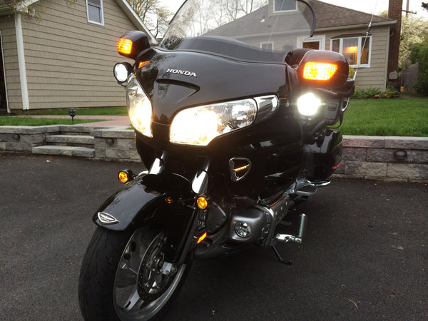 Darla (Honda Goldwing)