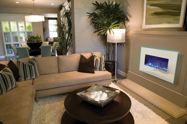 The Top 5 Reasons to Choose an Amanti Electric Fireplace for Your Home