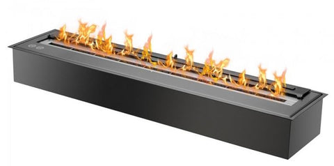 Ignis EB3600 Ethanol Fireplace Burner Insert in Black