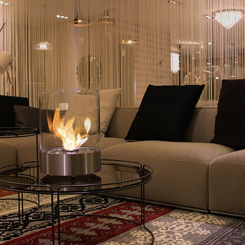 Simple Commerce Ethanol Fireplace