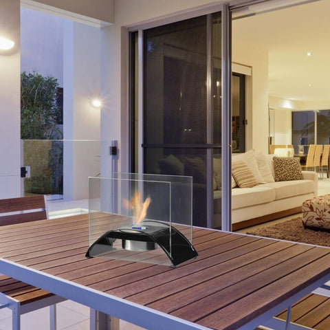 Sunset Biofuel Tabletop Fireplace