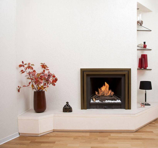 Things to Consider When Converting a Traditional Fireplace to a Ventless Fireplace