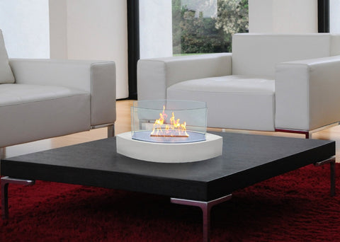 Lexington Table Top Indoor/Outdoor Biofuel Fireplace