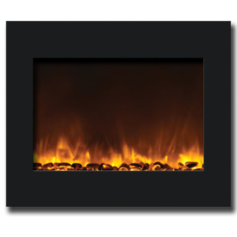 "Amantii 39"" Zero Clearance Electric Fireplace - Electric Fireplaces - Ventless Fireplace Pros"