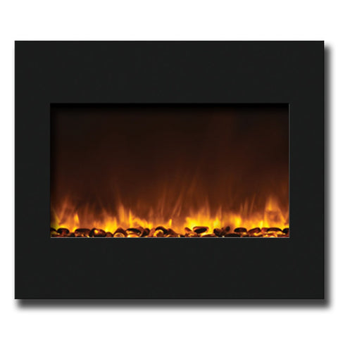 "Amantii 30"" Zero Clearance Electric Fireplace - Electric Fireplace - Ventless Fireplace Pros"