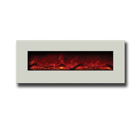 "Amantii 48"" Fire & Ice Series Wall-Mount