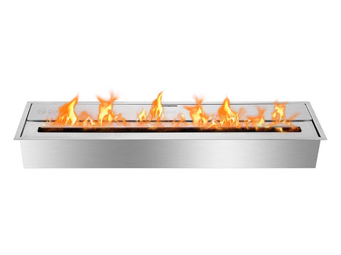 EHB3000 - Eco Hybrid Bio Ethanol Burner - Ventless Fireplace Pros