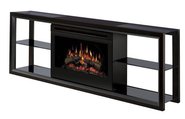 Magnificent Dimplex Novara Electric Fireplace Media Consoles Home Interior And Landscaping Palasignezvosmurscom