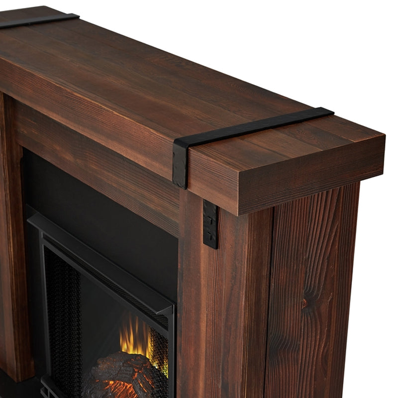 Aspen Electric Fireplace – Ventless Fireplace Pros