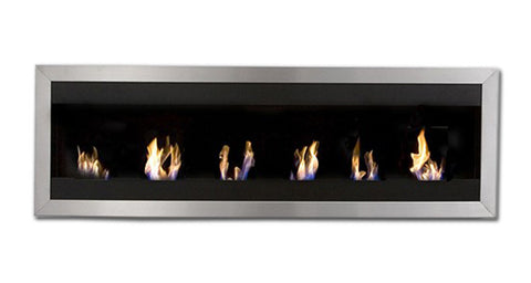 Bio Blaze Square XL 1 Bio-Ethanol Fireplace - Ventless Fireplace Pros