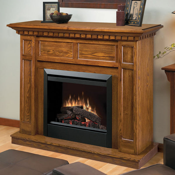 Dimplex caprice electric fireplace ventless fireplace pros - Space saving corner electric fireplace providing warmth for your small space ...