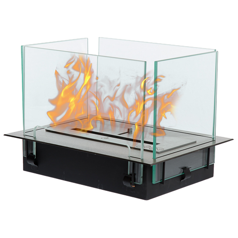 Insert Table Bio-Ethanol Fireplace - Ventless Fireplace Pros