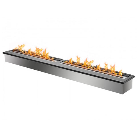 Ignis EB6200 Ethanol Fireplace Burner Insert in Black - Ventless Fireplace Pros
