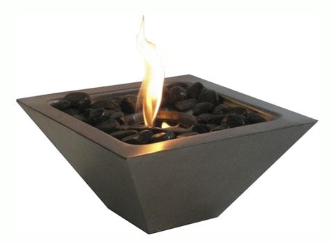 Empire Tabletop Bio Ethanol Fireplace. Gel Fireplaces