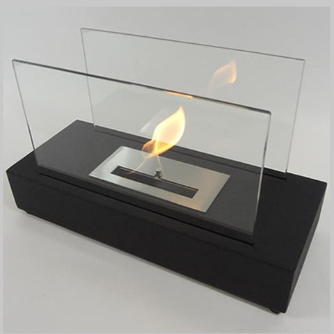 Nu-Flame Incendio Tabletop Ethanol Fireplace - Ventless Fireplace Pros