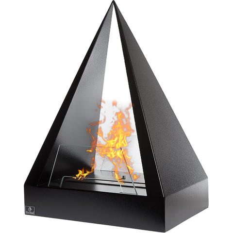 Bio Blaze Keops Freestanding Bio Ethanol Fireplace - Ventless Fireplace Pros