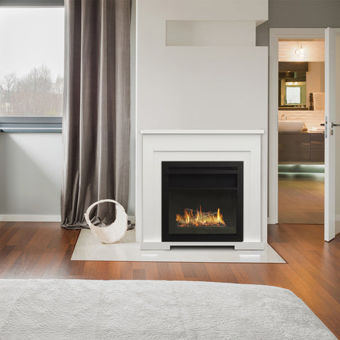 Lincoln Ethanol Fireplace - Ventless Fireplace Pros