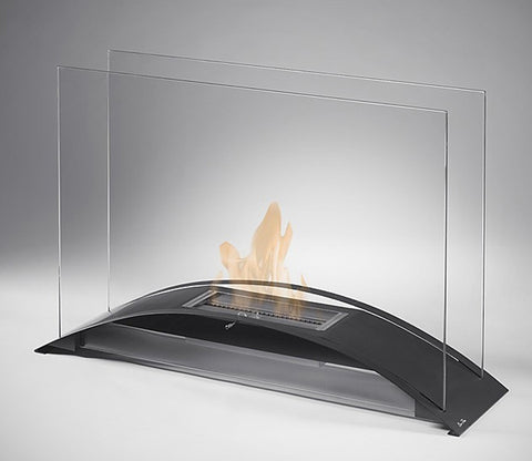 Eco-Feu Majestic Free Standing Biofuel Fireplace - Ventless Fireplace Pros