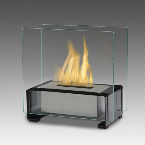 Eco-Feu Paris Tabletop Biofuel Fireplace - Ventless Fireplace Pros