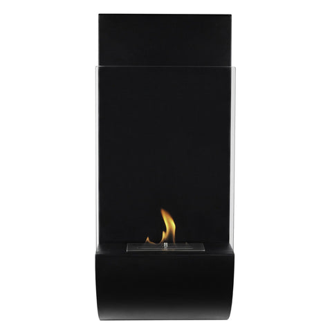 Torcia Wall Mount Fireplace Ethanol Wall Torch - Ventless Fireplace Pros