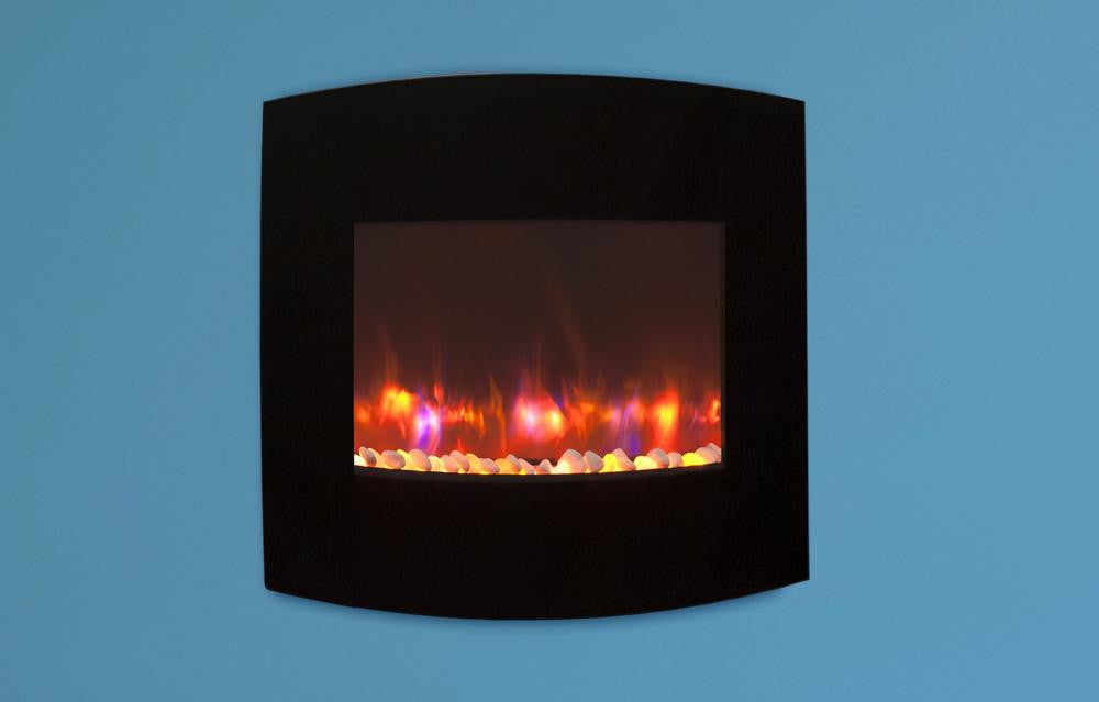 Electric Fireplace linear electric fireplace : 36